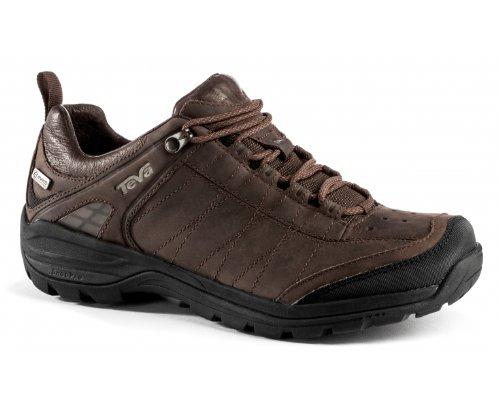 Teva Kimtah Gentlemen eVent, Leather brown (Size: 44,5) hiking shoes