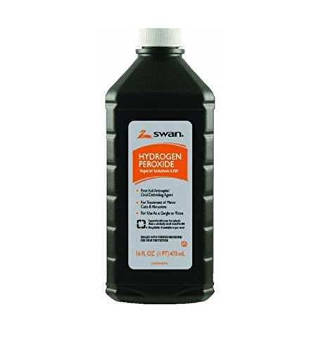 Cumberland Swan Hydrogen Peroxide 3% First Aid Antiseptic...