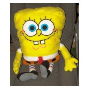 Spongebob Squarepants Cuddle Pillow 26""