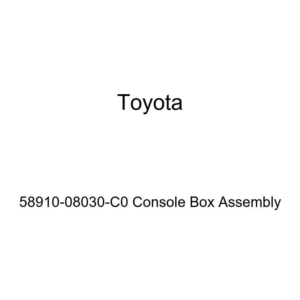 Toyota 58910-08030-C0 Console Box Assembly