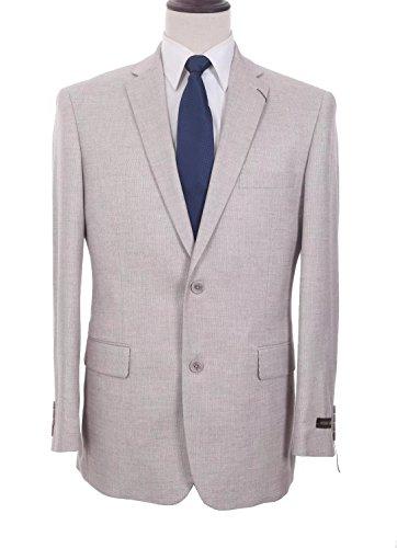 Classic Look Classic Blazer - P&L Men's Classic Fit Casual Two Button Blazer Jacket