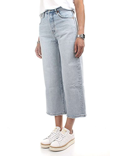 Throwing Leg Shade Clothing High Blu Water Levi's Wide Vintage wRPWOqH