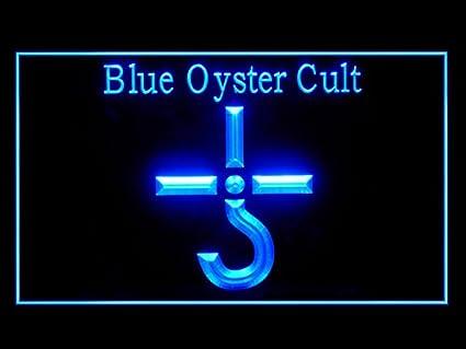 Amazoncom Blue Oyster Cult Bar Led Light Sign Home Kitchen