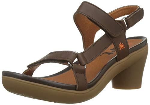 cinturino alla con donna marrone per marrone marrone alfama Art Grass Sandali 1472 Brown caviglia 4xqXY0YF