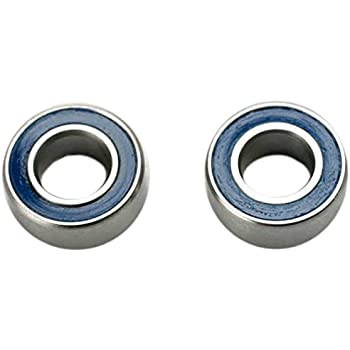 BLUE RUBBER SEALED 2 TRA5180 BALL BEARINGS 6X13X5MM