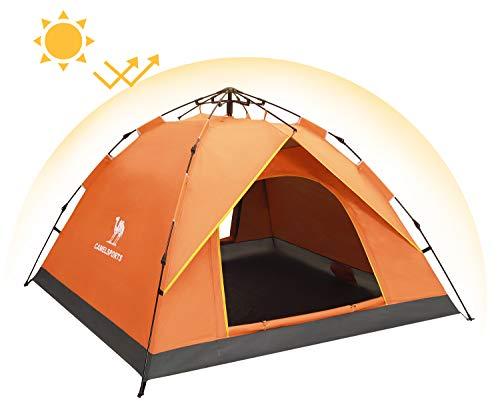 Camel 2-3 Person Family Automatic Hydraulic Tent Instant Pop  sc 1 st  Eureka Tents - tentsi & Eureka! Tetragon HD 2 â?