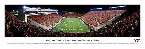 virginia tech football poster - 2