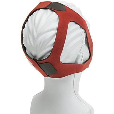 CareFusion PureSom Ruby Adjustable Chin Strap - Red