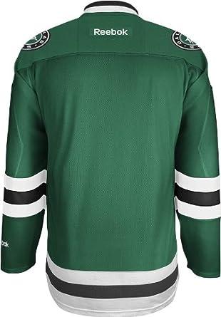 22dcffbf153 Amazon.com   NHL Dallas Stars Men s Center Ice Team Color Premier Jersey    Sports Fan Jerseys   Clothing