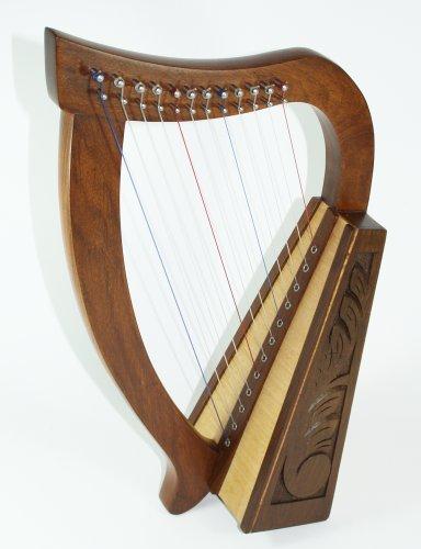 Keltische Harfe Harp 12 Saiten