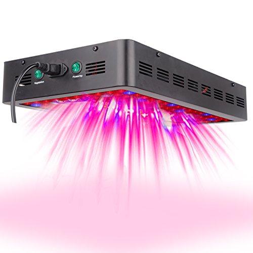 Stansen LED Grow Light 900W Full Spectrum for Indoor Plan...