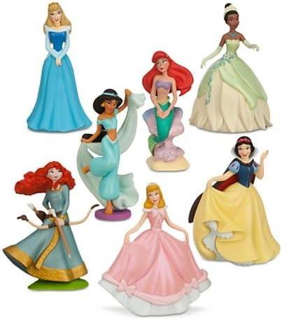 Disney Princess Cinderella Belle Snow White Ariel Birthday Banner Bunting