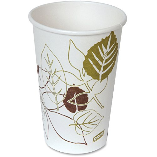 dixie hot paper cups 16 oz 1000 count