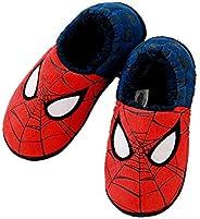 ROKIDS Kids Toddler Spider-Man Plush Slippers
