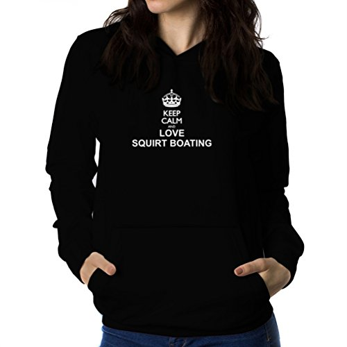 keep-calm-and-love-squirt-boating-women-hoodie