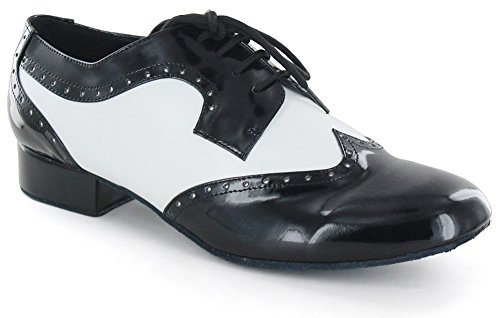 Image of DSOL Men's Standard DC250901 (11, Black & White)