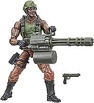 G.I. Joe Classified Series, Figura Especial de 15 cm - Heavy Artillery Roadblock - F2846 - Hasbro