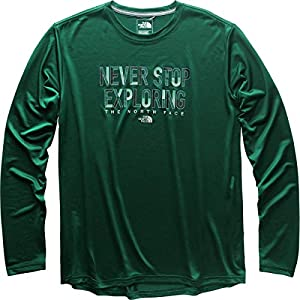 The North Face Men's Long Sleeve Reaxion Tee