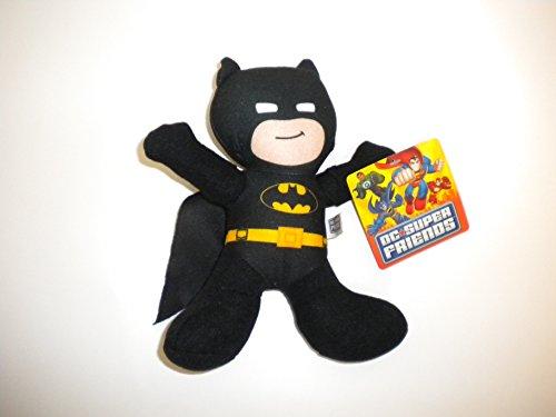 Black Baby Batman DC Comics Super Friends Plush