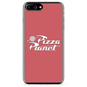 Loud Universe Pizza Planet iPhone 8 Plus Case Toy Story iPhone 8 Plus Cover with Transparent Edges