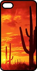 Desert Cactus Tinted Rubber Case for Apple iPhone 4 or iPhone 4s
