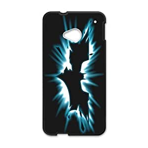 Shiny black bat Cell Phone Case for HTC One M7