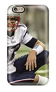 CatherineGrossman Case Cover For Iphone 6 - Retailer Packaging Tom Brady Protective Case