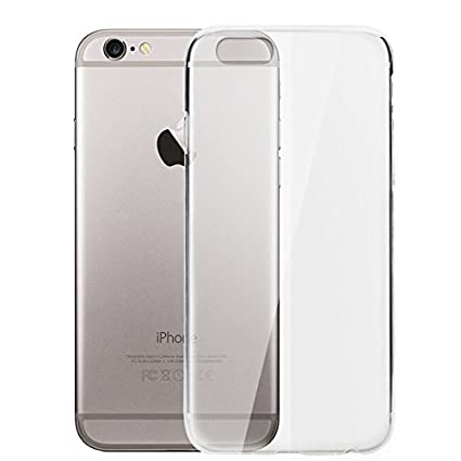 6bef0913c24 Funda Carcasa Gel Transparente para IPHONE 6 PLUS y 6S PLUS Ultra Fina  0,33mm