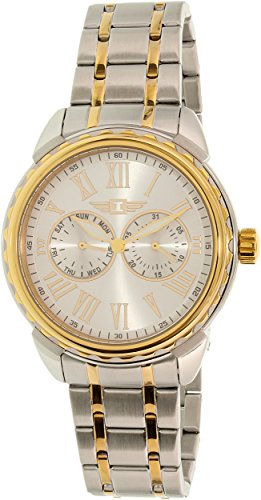 Invicta Men's 89052-002 Silver Stainless-Steel Quartz Watch
