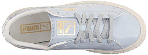 Plataforma De Cesta Para Mujer Puma Patente Wns Zapato De Hockey Sobre Hierba Halógeno Azul-halógeno