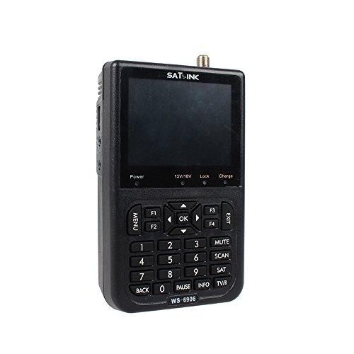 SATlink WS 6906 3 5 Digital Satellite