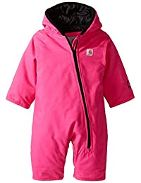 Carhartt baby-girls Baby Quick Duck® Snowsuit (Infant)