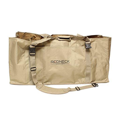 Slotted Decoy Bag, Decoy Bags 12 Slot Decoy Backpack 1-Pack for 12 Decoys - Duck Decoy Bag Hunting Gear Duck Hunting Bag