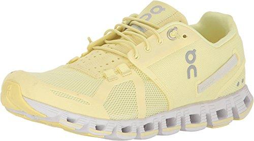 On Women's Running Cloud Sneaker, Limelight - 10 B(M) US