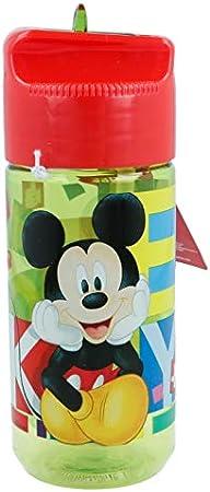 Stor Botella TRITAN HIDRO 430 ML | Mickey Mouse - Disney - Watercolors