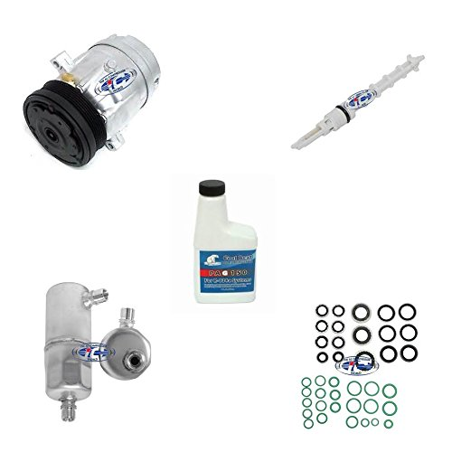A/C Remanufactured Compressor Kit Fits Buick Riviera 1996-1999 V6 3.8L (V5) 57994 ()