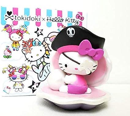 Popcorn-Hello Kitty x TokiDoki Mini Series 2 Vinyl Figure BRAND NEW