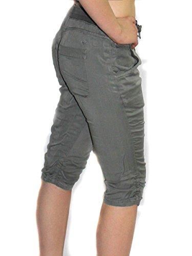 4 Donna Grigio Mainapps Pantalone Timezone 3 BPwYEU