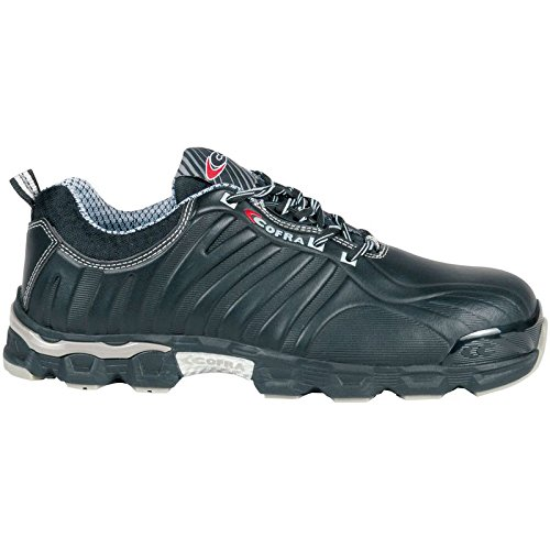 """Cofra JE025-000.W44 Chaussures de sécurité """"Sbatt S3 SRC"""" Taille 44 Noir"""