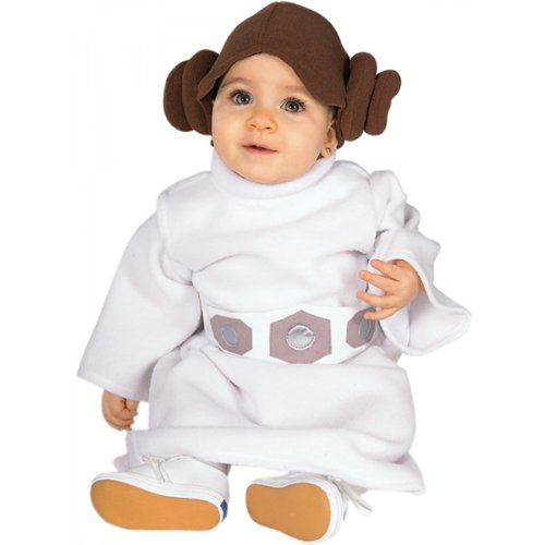 Princess Leia Baby Infant Costume - Infant -
