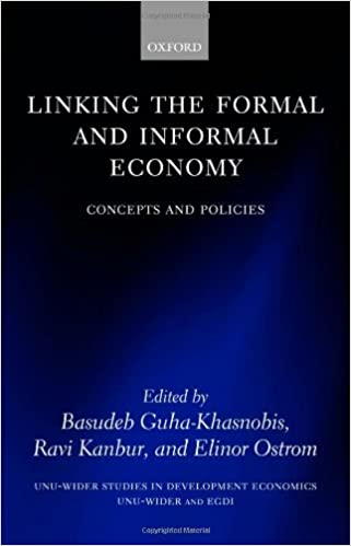 Amazon linking the formal and informal economy concepts and linking the formal and informal economy concepts and policies wider studies in development economics 1st edition kindle edition fandeluxe Images