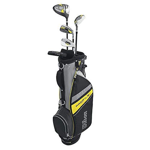 Wilson Unisex Profile Kid's Golf Set Medium Right Hand