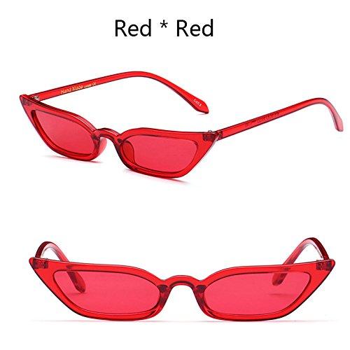 C1 De Lujo Uv400 De Gafas Sexy Gafas De De Mujer Gato C2 De TIANLIANG04 Tonalidades Gafas Ojo La Pequeñas Sol Vintage wgpH7WqS