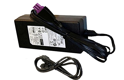 - UpBright AC Adapter for HP 0957-2286 1050 1000 2050 OfficeJet J4000 J4524 J4580 J4624 J4660 J4680 F2418 F4488 k109a J4500 4500 Deskjet 2512 3000 3015A 3050A J610A Photosmart D110 Series Printer 32VDC
