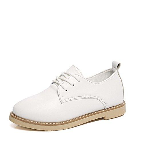 Escuela viento tacón zapatos de Inglaterra/ primavera y otoño zapatos vintage A