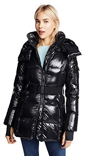 Soho Down Coat Jet Belted Jacket SAM Women's Puffer Down AzwqnFR