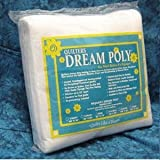 Quilters Dream POLY Request LowLoft Throw Size 60'' X 60''