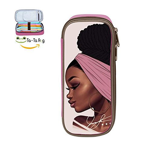 Pencil Case Afeica Afro Girl Origina School Pen Bag for sale  Delivered anywhere in USA