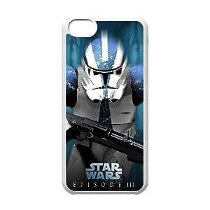 C-EUR Print Star Wars Soldier Pattern Hard Case for iPhone 5C