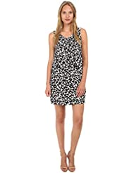 Kate Spade New York Womens Butterfly Double Layer Dress
